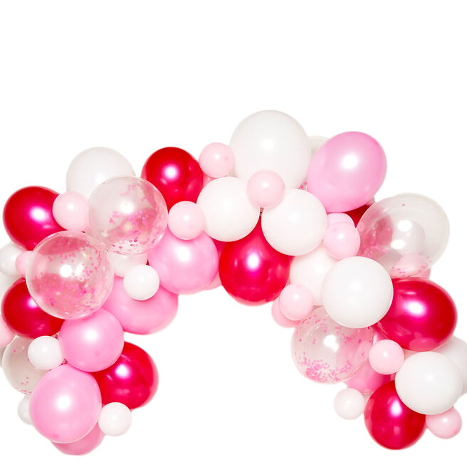 DIY Balloon Garland Kit - Pink