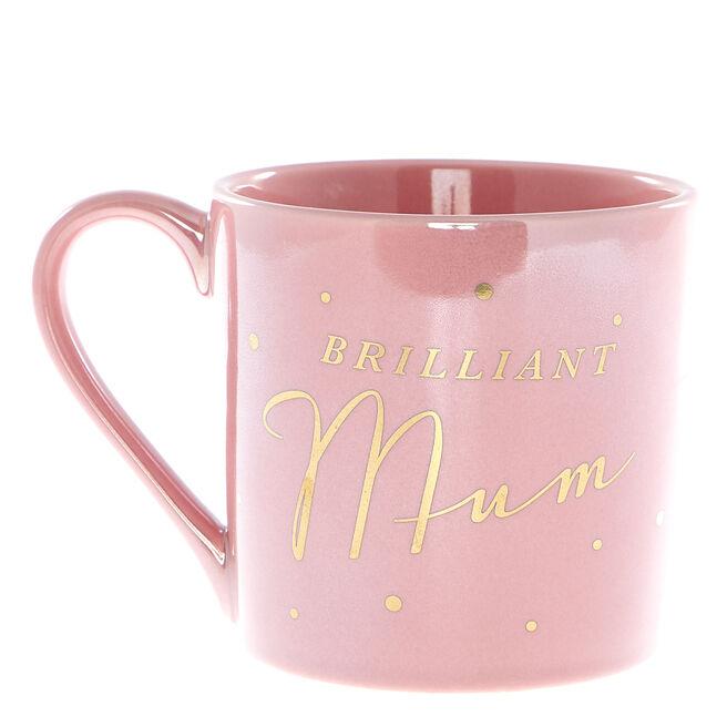 Brilliant Mum Mug In A Box