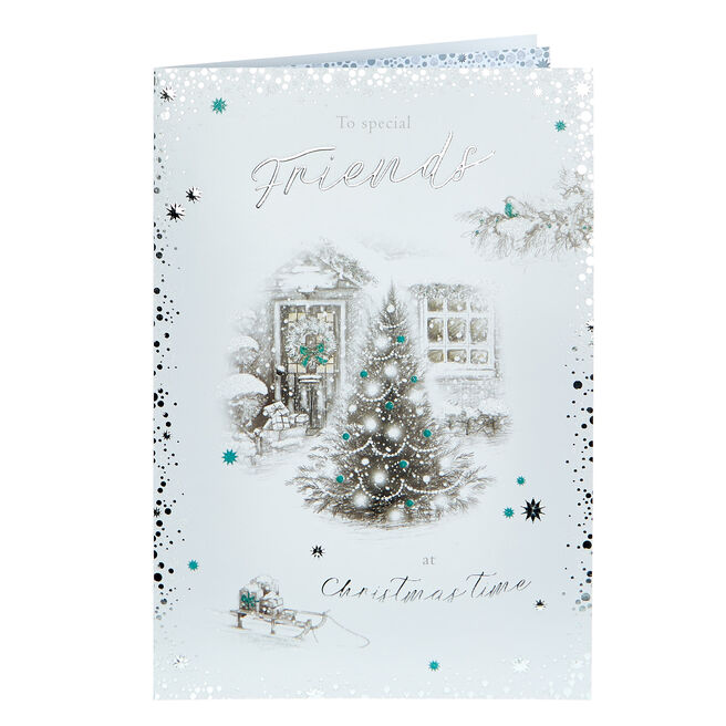 Christmas Card - To Special Friends