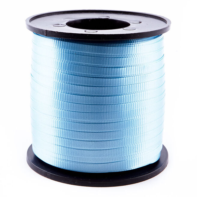 Baby Blue Curling Ribbon 500 Yards