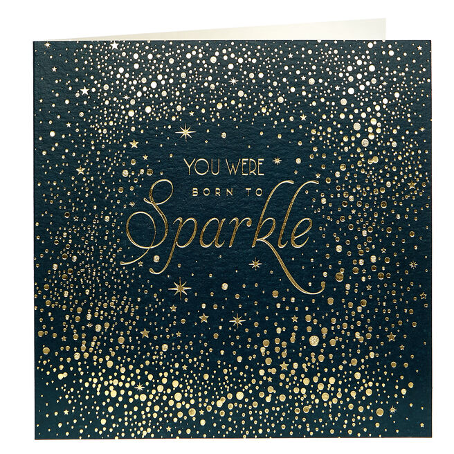 Any Occasion Card - Born To Sparkle