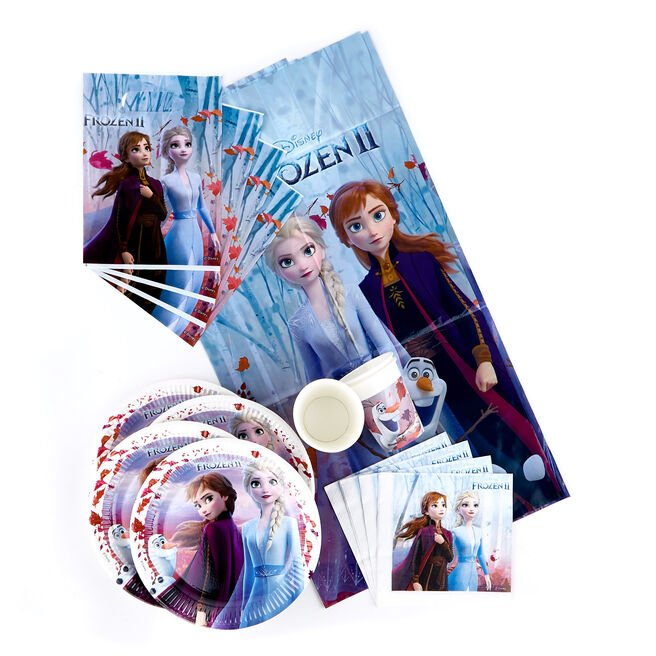 Frozen II Party Bundle - 91 Pieces