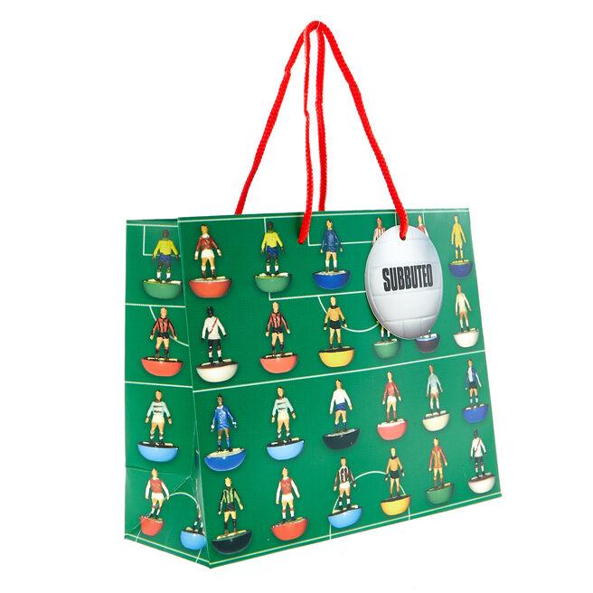 Small Landscape Gift Bag - Subbuteo