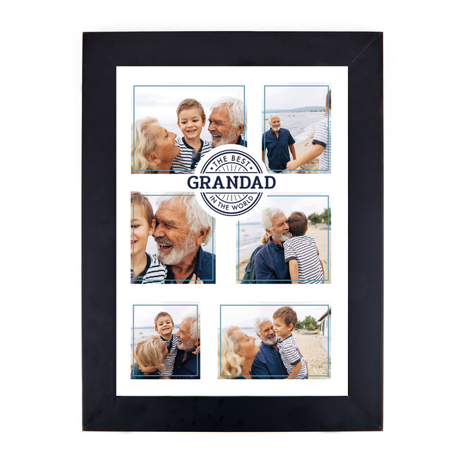 Personalised Photo Print - The Best In The World