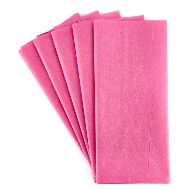 Pink Tissue Paper - 10 Sheets