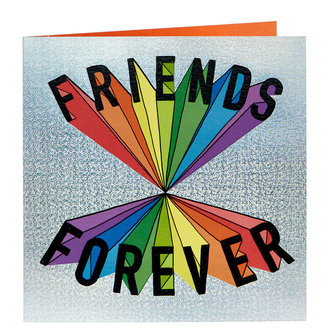 Any Occasion Card - Friends Forever