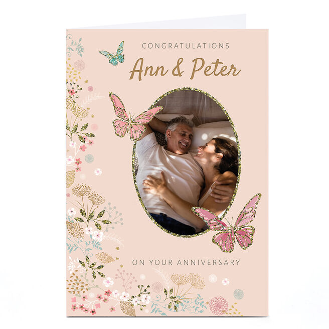 Photo Kerry Spurling Anniversary Card - On Your Anniversary