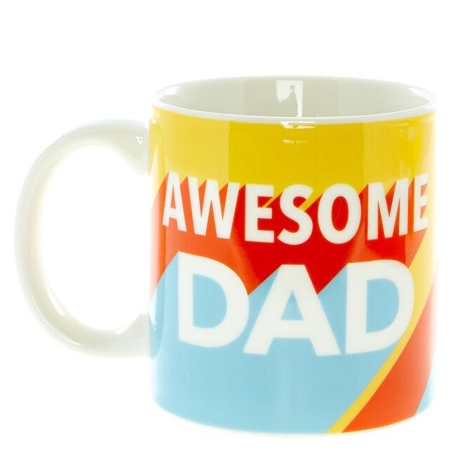 Awesome Dad Giant Mug
