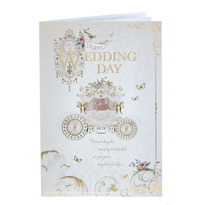 Wedding Card - Join Together For Life