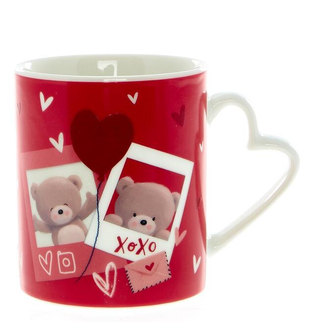 Hugs Bear Colour-Change Mug