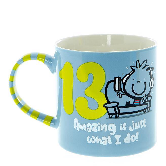 Fruitloops 13th Birthday Mug