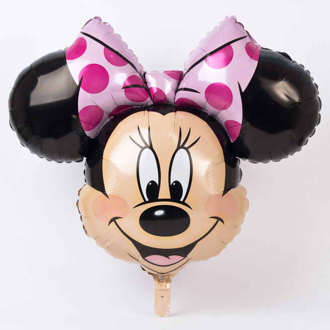Disney Minnie Mouse SuperShape Helium Balloon (Deflated)