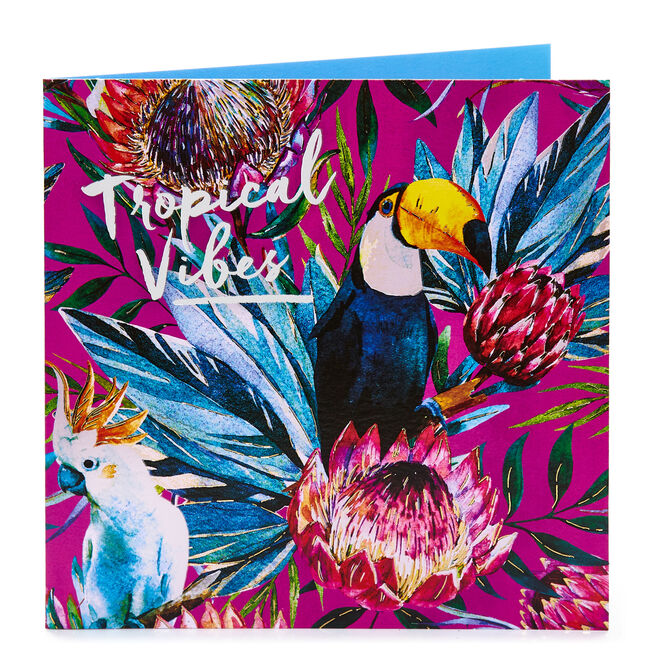 Any Occasion Card - Tropical Vibes