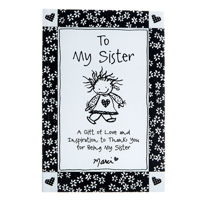Blue Mountain Arts Book - To My Sister