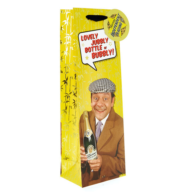 Only Fools & Horses Bottle Bag