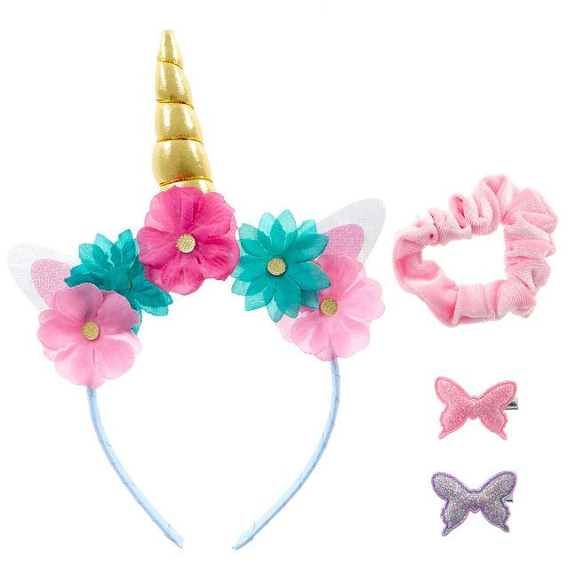 Happy Rainbows Unicorn Headband & Accessories