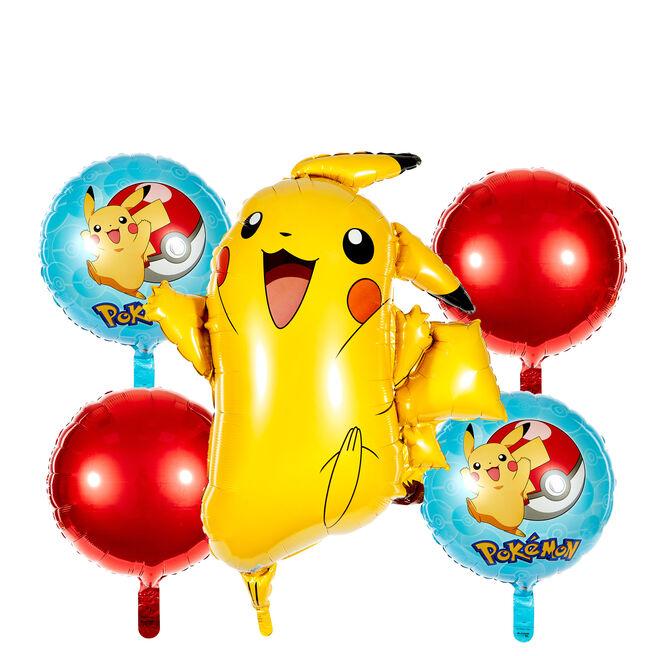 Pokémon Foil Balloon Bundle (Deflated)