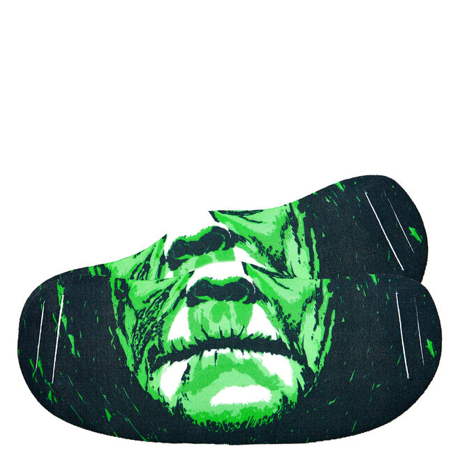 Washable Frankenstein Face Coverings - Pack Of 2