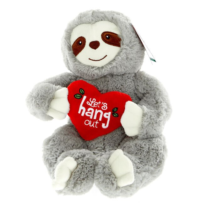 Let's Hang Out Sloth Soft Toy