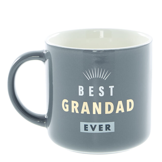Grandad Simply The Best Mug In A Box