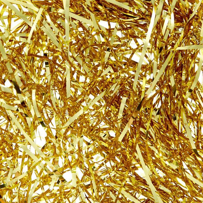 Gold Metallic Shredded Foil
