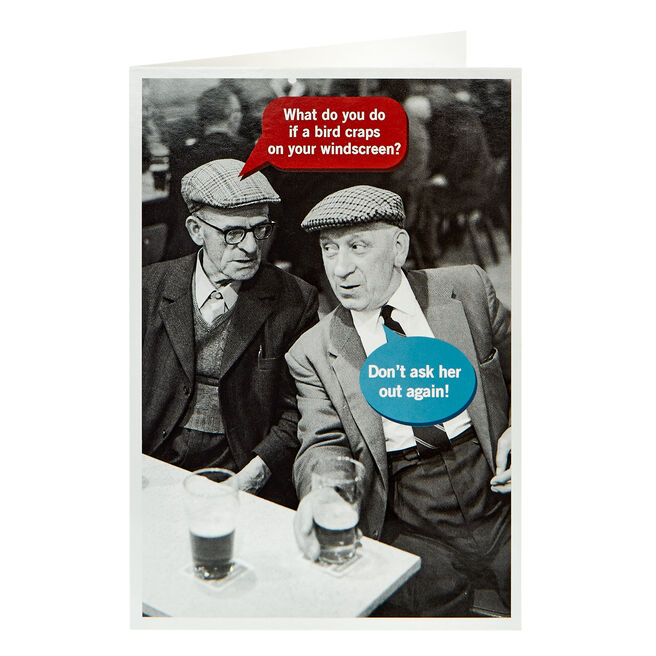 Any Occasion Card - What Do You Do If...