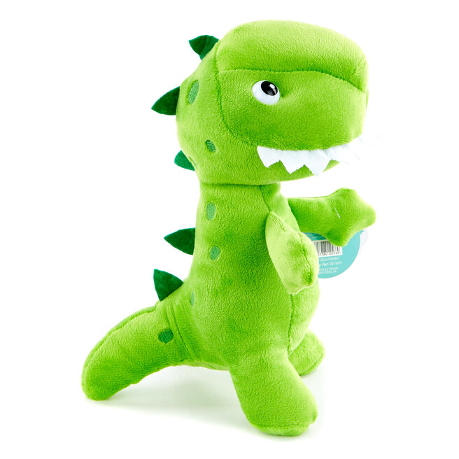 Green Dinosaur Soft Toy