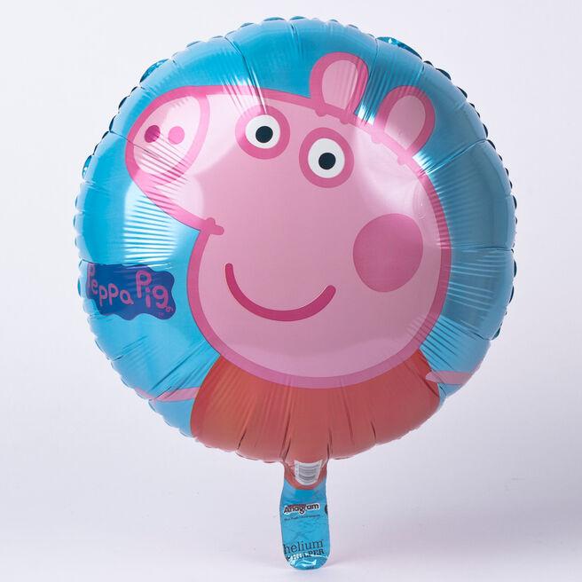 Peppa Pig Foil Helium Balloon