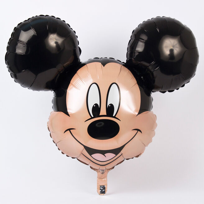 Disney Mickey Mouse Foil SuperShape Helium Balloon (Deflated)