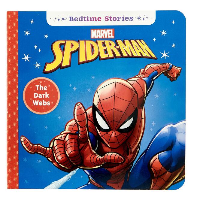 Disney Bedtime Stories - Marvel Spider-Man Book
