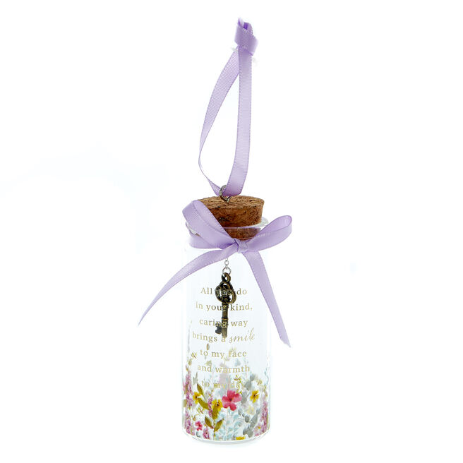 Secret Garden Message In A Bottle For Mum