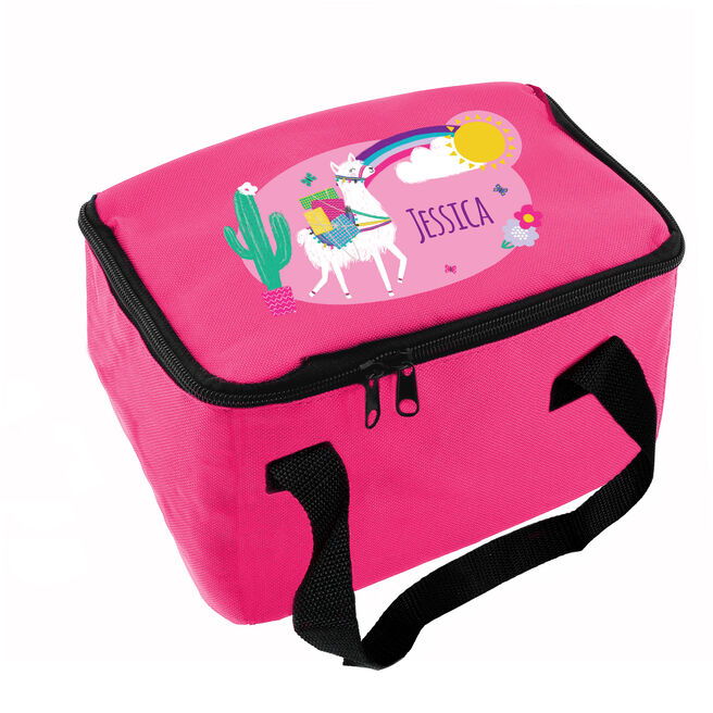 Personalised Lunch Bag - Llama
