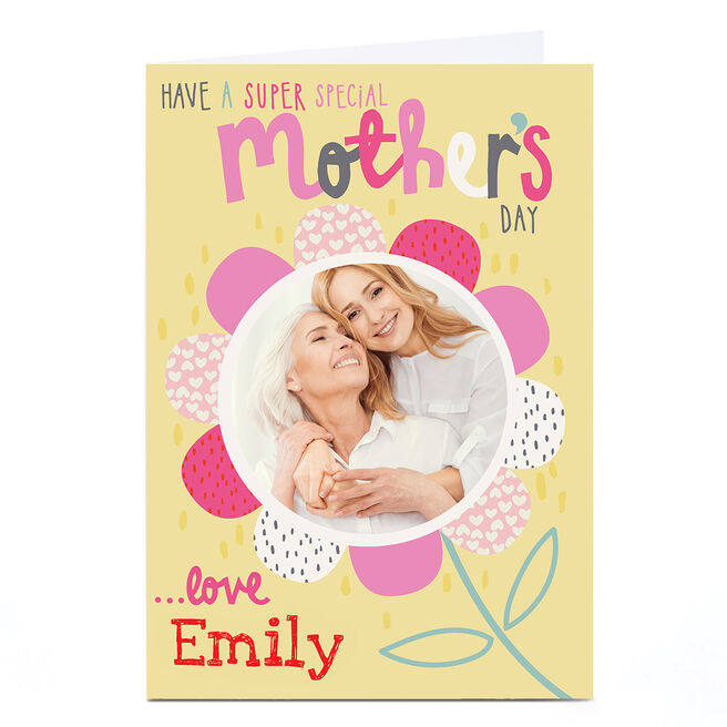 Photo Bev Hopwood Mother's Day Card -  Super Special