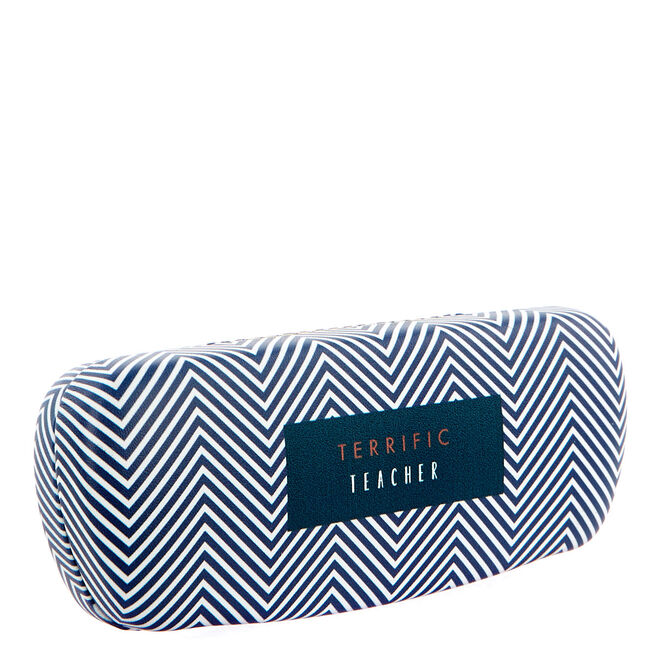 Terrific Teacher Glasses Case