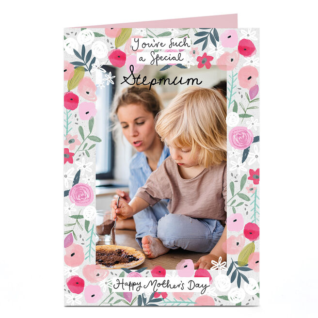 Photo Mother's Day Card - You're such a Special