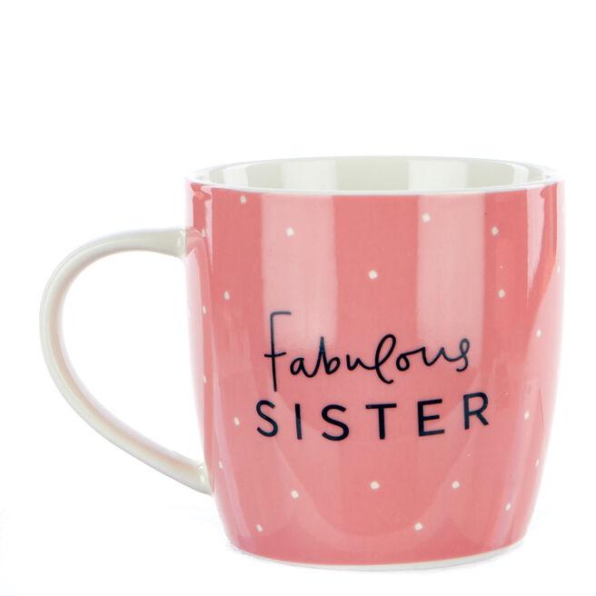 Fabulous Sister Mug