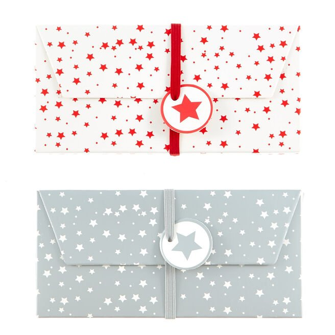 Ticket Holder Gift Boxes - Pack Of 2