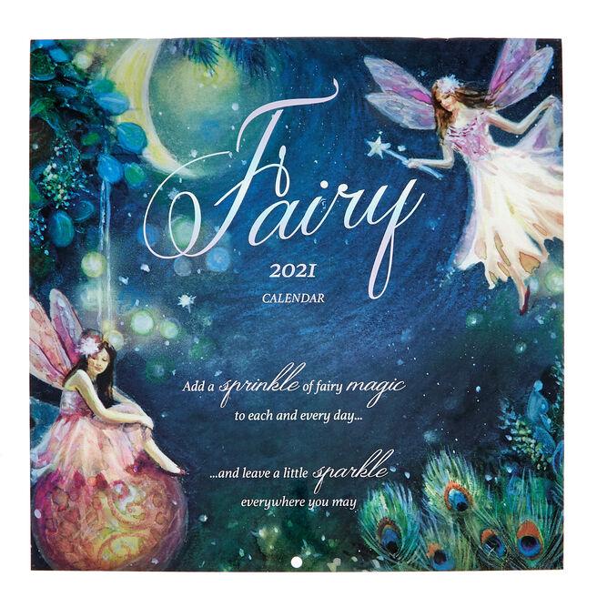 Fairies 2021 Calendar