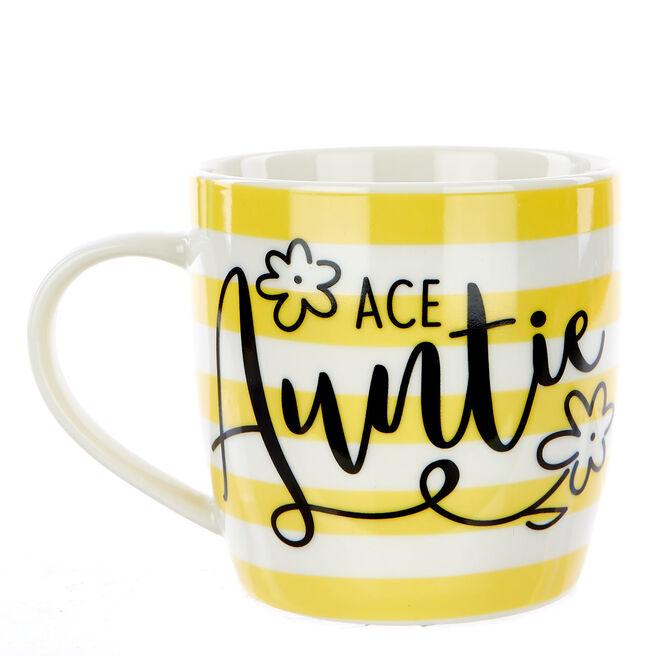 Ace Auntie Mug
