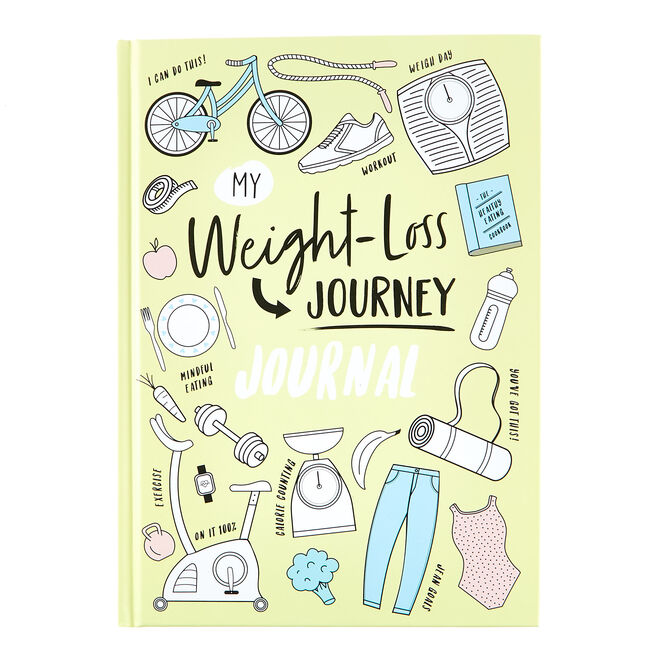 My Weekly Weight-Loss Journal