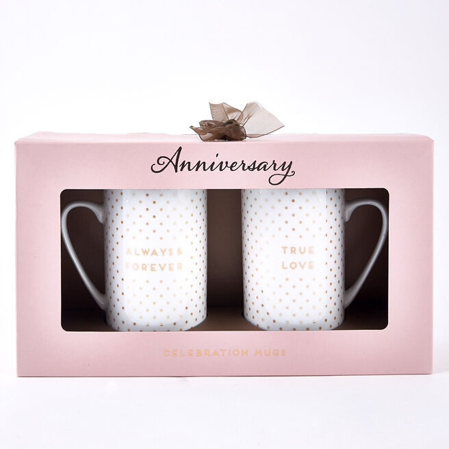 Wedding Anniversary Mugs