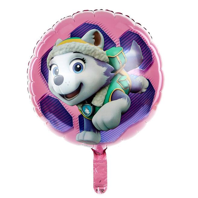 Pink Paw Patrol 17-Inch Foil Helium balloon