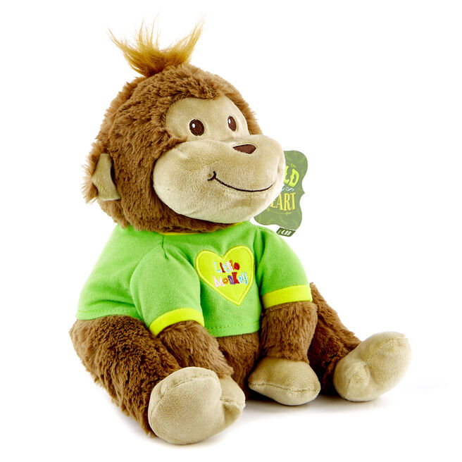 Little Monkey Soft Toy