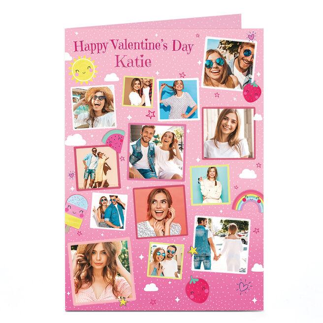 Photo Valentine's Day Card - Summer Days