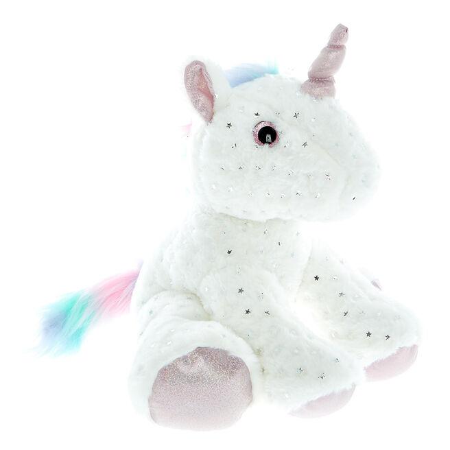 Starry Unicorn Soft Toy