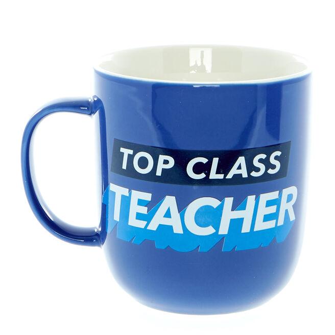 Top Class Teacher Mug