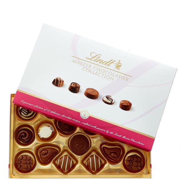Lindt Master Chocolatier Collection - 184g