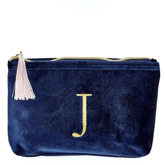 J - Makeup Bag