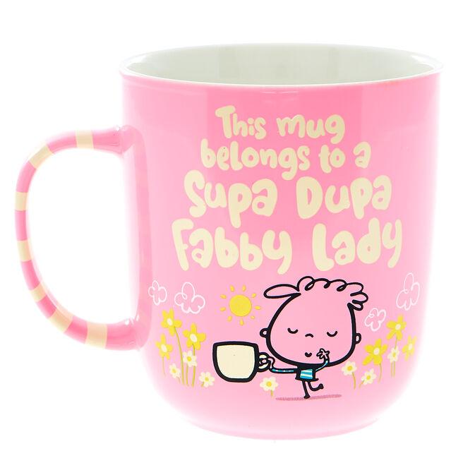 Fruitloops Mug - Supa Dupa Fabby Lady