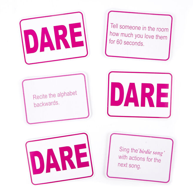 Hen party Dare Cards - Pack of 24